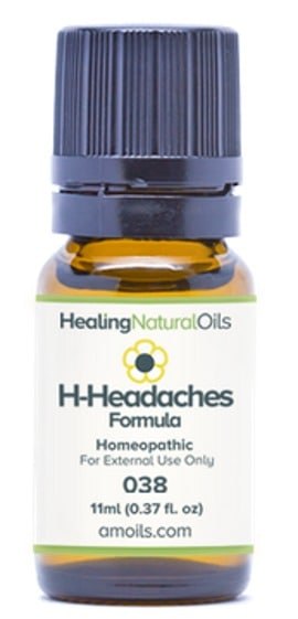 Essential Oil Product for Headaches Essential Oil Benefits