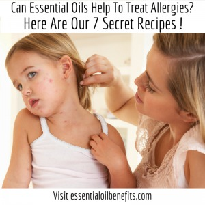 Essential Oils for Allergies1