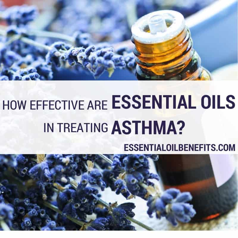 What Are The Best Essential Oils and Recipes For Asthma Relief And Treatment?