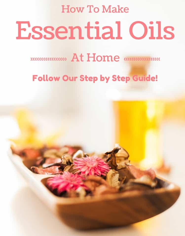How to Make Essential Oils?