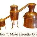 how to make essential oils