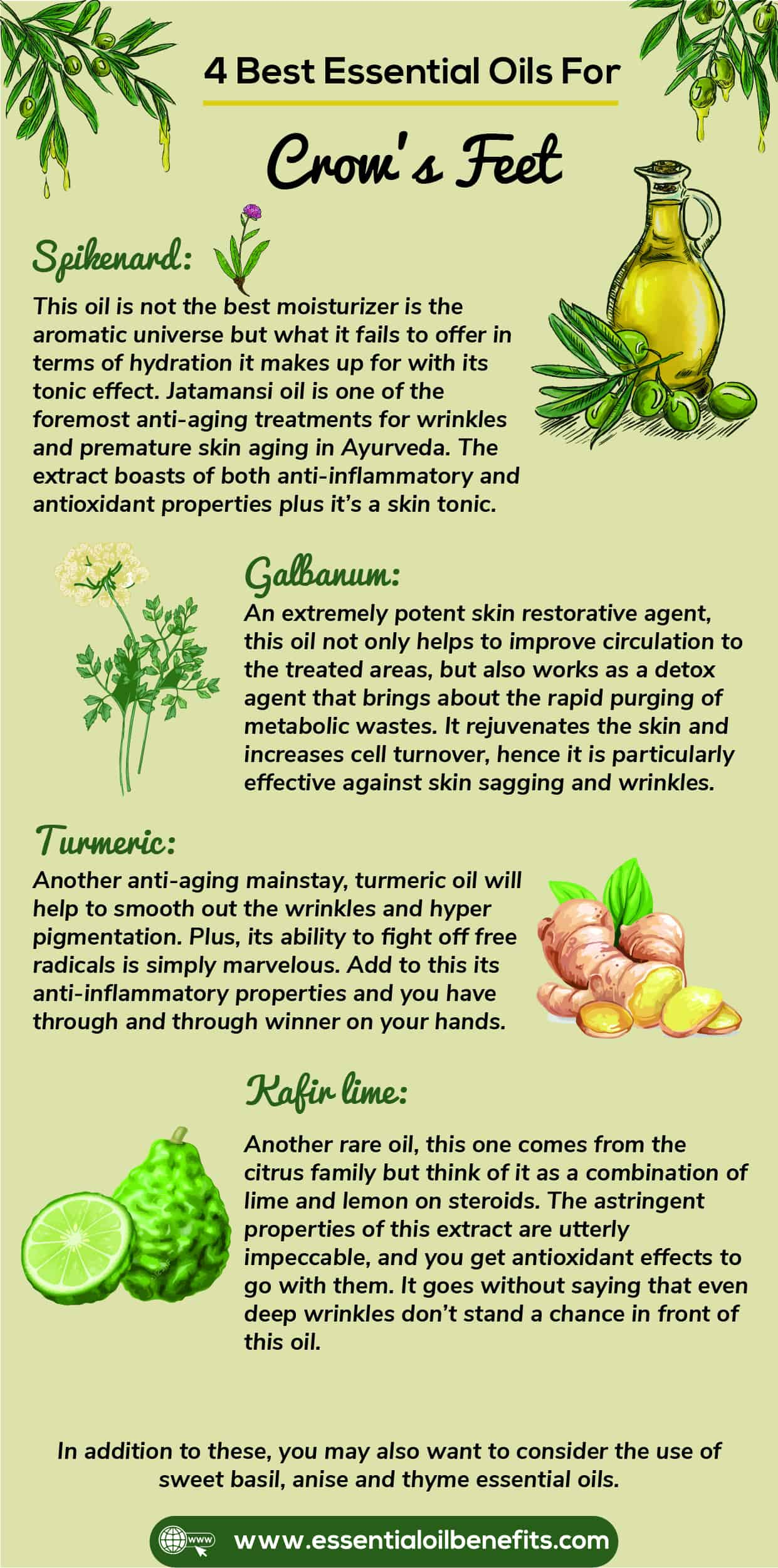 How To Use Essential Oils For The Treatment Of Wrinkles Present Around The Eyes? Essential Oil Benefits