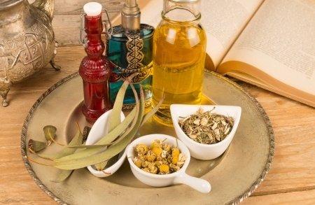 Essential Oils Recipes for Healing