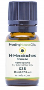 What Are The Best Essential Oil Recipes To Alleviate A Headache? Essential Oil Benefits