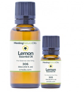 Amoils Lemon Oil