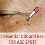 essential oils for age spot