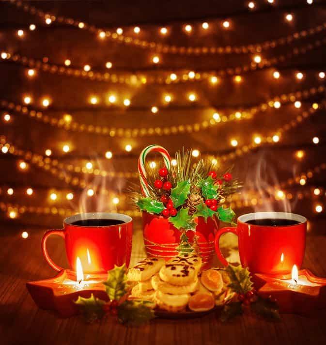 christmas essential oils
