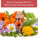 essential oils for muscle pain and inflammation