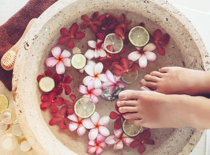 Foot Spa Recipes