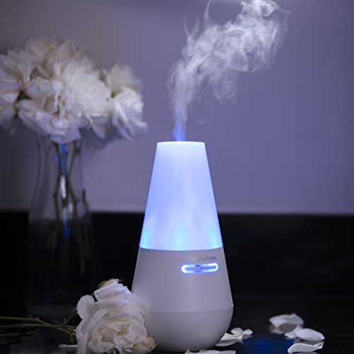 InstaNatural Essential Oil Diffuser Review Essential Oil Benefits