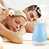 URPOWER 2nd Version Essential Oil Diffuser Review Essential Oil Benefits