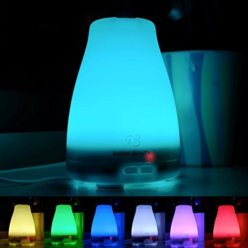 Radha Beauty Aromatherapy Essential Oil Diffuser Review Essential Oil Benefits