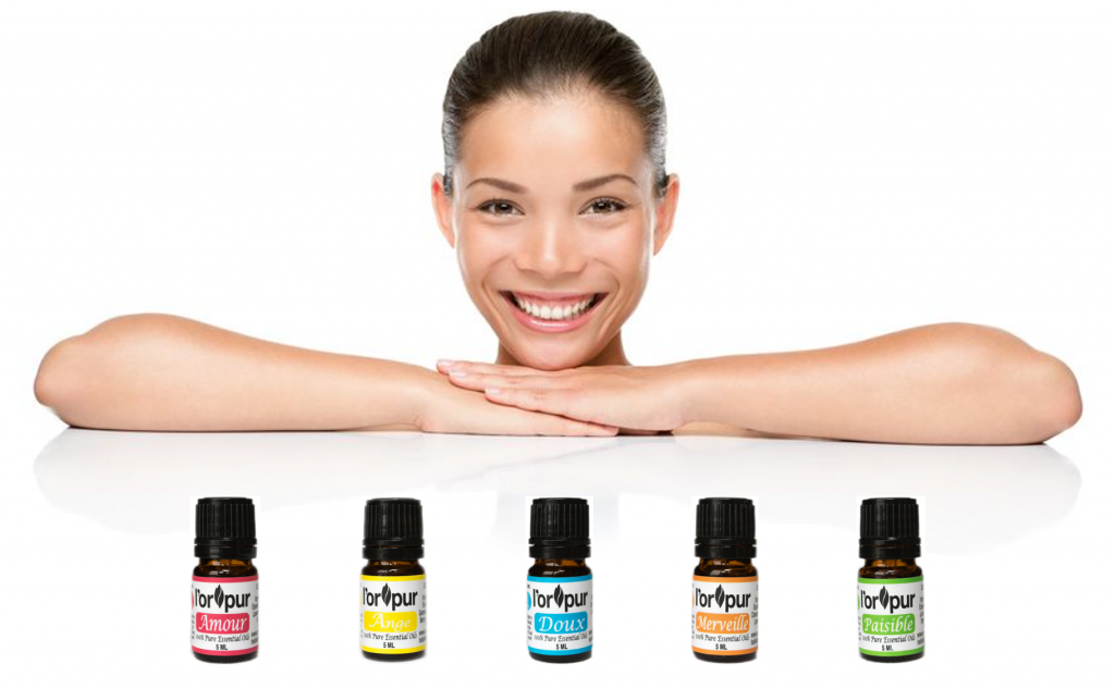 L'orpur Essential Oil Blends Kit