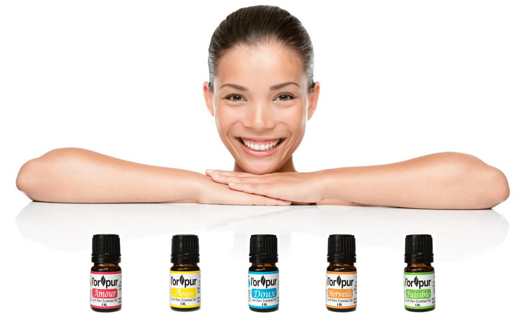 L'orpur Essential Oil Blends Kit