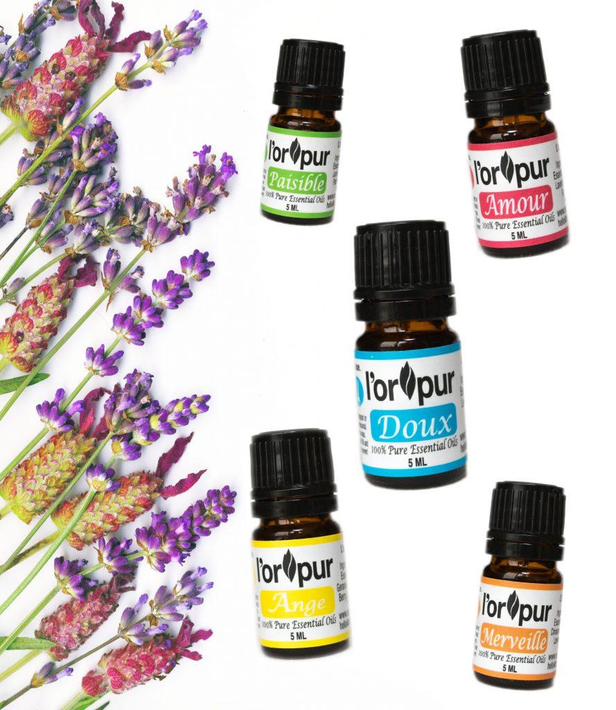 L'orpur Essential Oils Blend