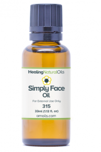 Essential Oil Product - Simply Face Oil Essential Oil Benefits