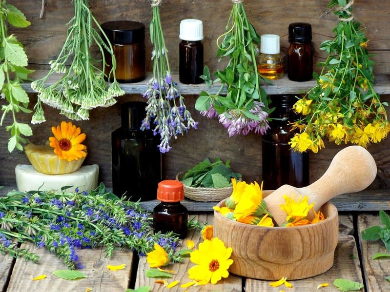 Essential Oils For Endometriosis: Breaking The Painful, Monthly Chain Essential Oil Benefits