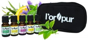 L'orpur Organic Essential Oils Kit