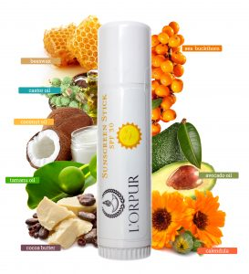 L'orpur Sunscreen Stick
