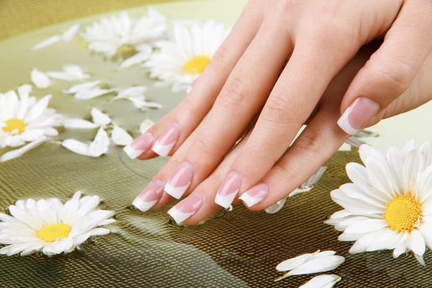 essential oils for nail