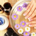 essential oils for hand treatment