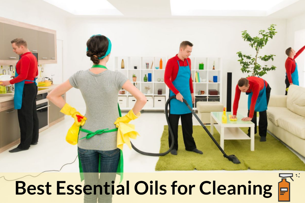 Essential Oils For Cleaning: Best Cleaning Home Remedies That Work Essential Oil Benefits
