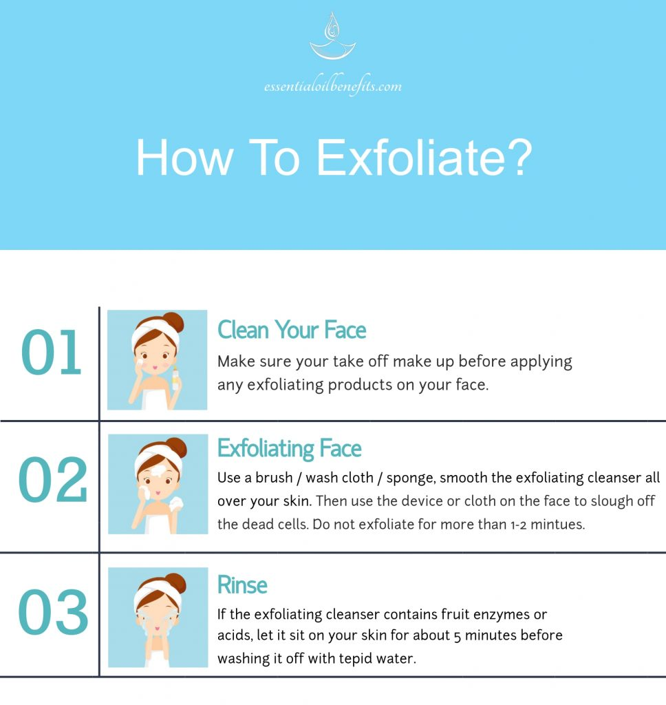 Is It Safe To Use Any Exfoliator? Essential Oil Benefits