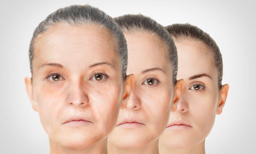 skincare routine for mature skin