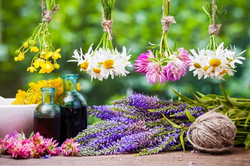 essential oils for COPD