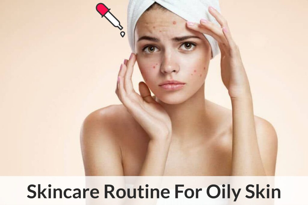 Have Oily Skin? With The Right Skincare Routine You Won't Have To Worry About Pimples And Blackheads! Essential Oil Benefits