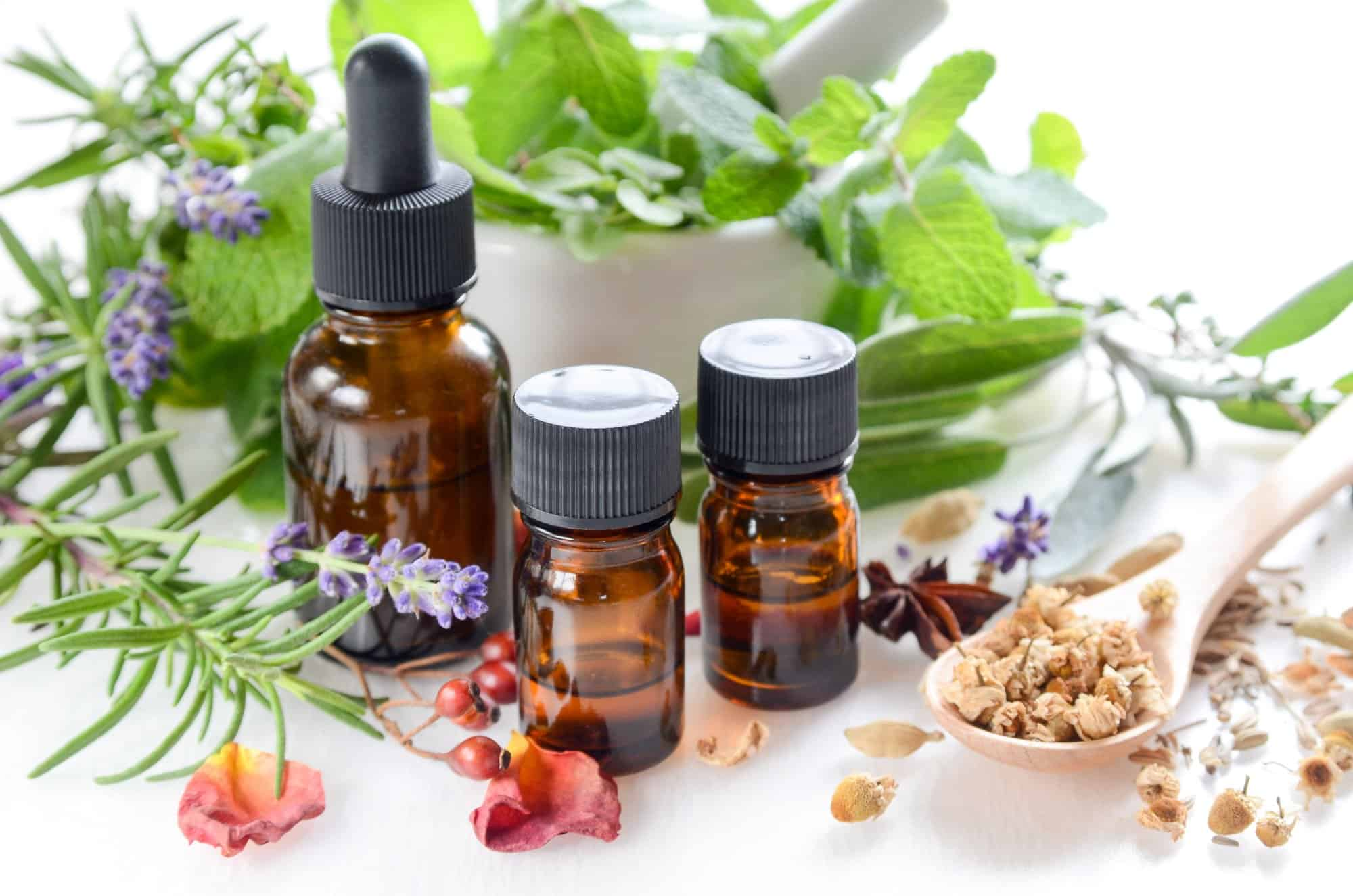 Pain Relief Natural Oils