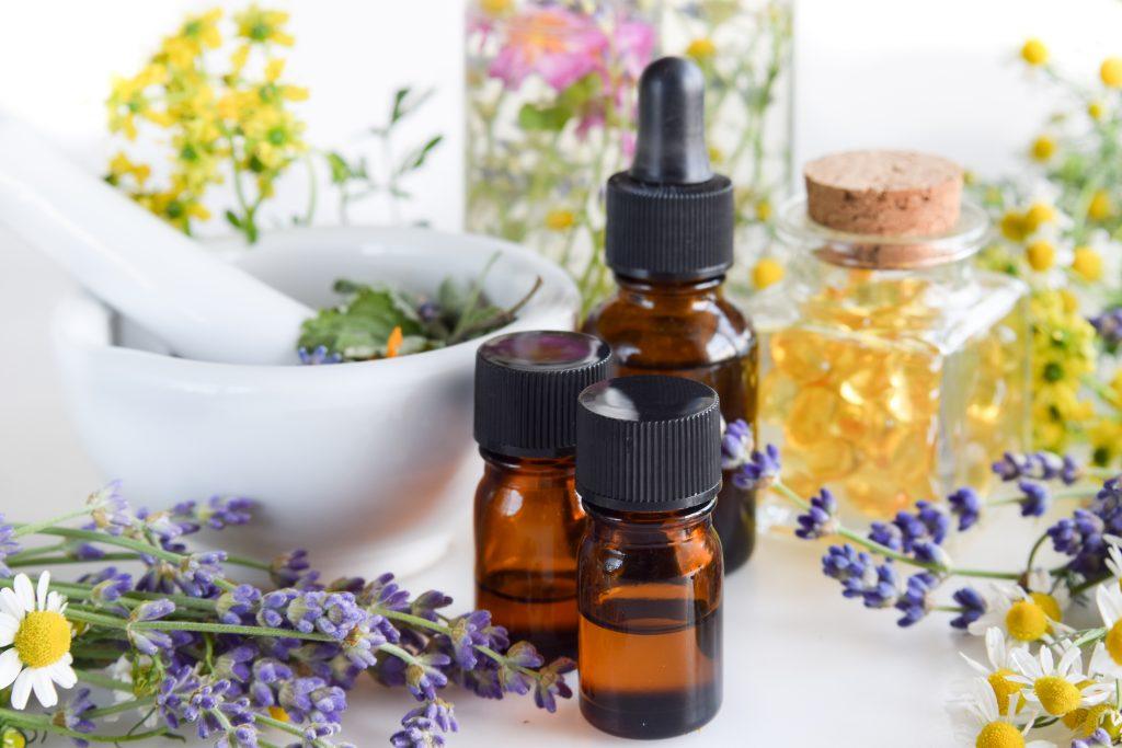essential oils for vaginal dryness