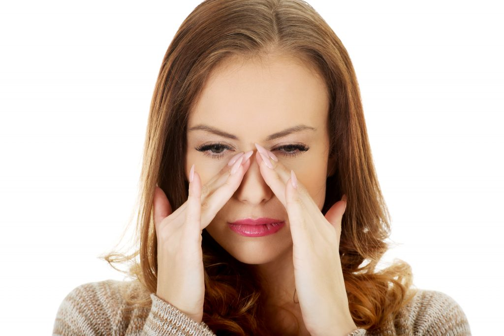 Is Your Head All Achy-Breaky Along With The Rest Of Your Face? Try Essential Oils For Sinus Headache! Essential Oil Benefits
