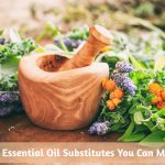 36 Essential Oils substitutes
