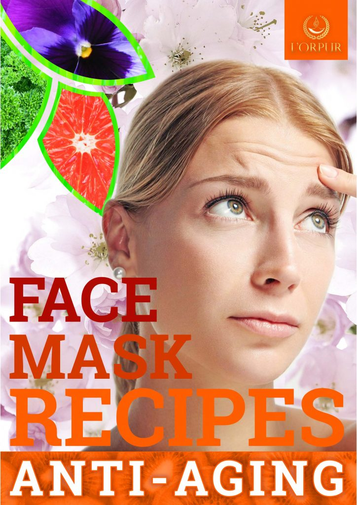 Face Masks Recipes eBook for Anti-aging and Problem Skin Essential Oil Benefits