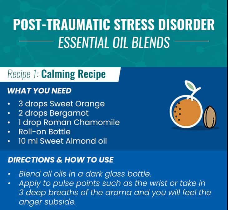 How To Use Essential Oils To Help Treat PTSD Essential Oil Benefits