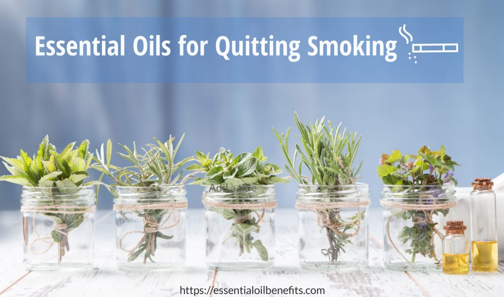 Essential Oils And Recipes That Can Help Quit Smoking Essential Oil Benefits