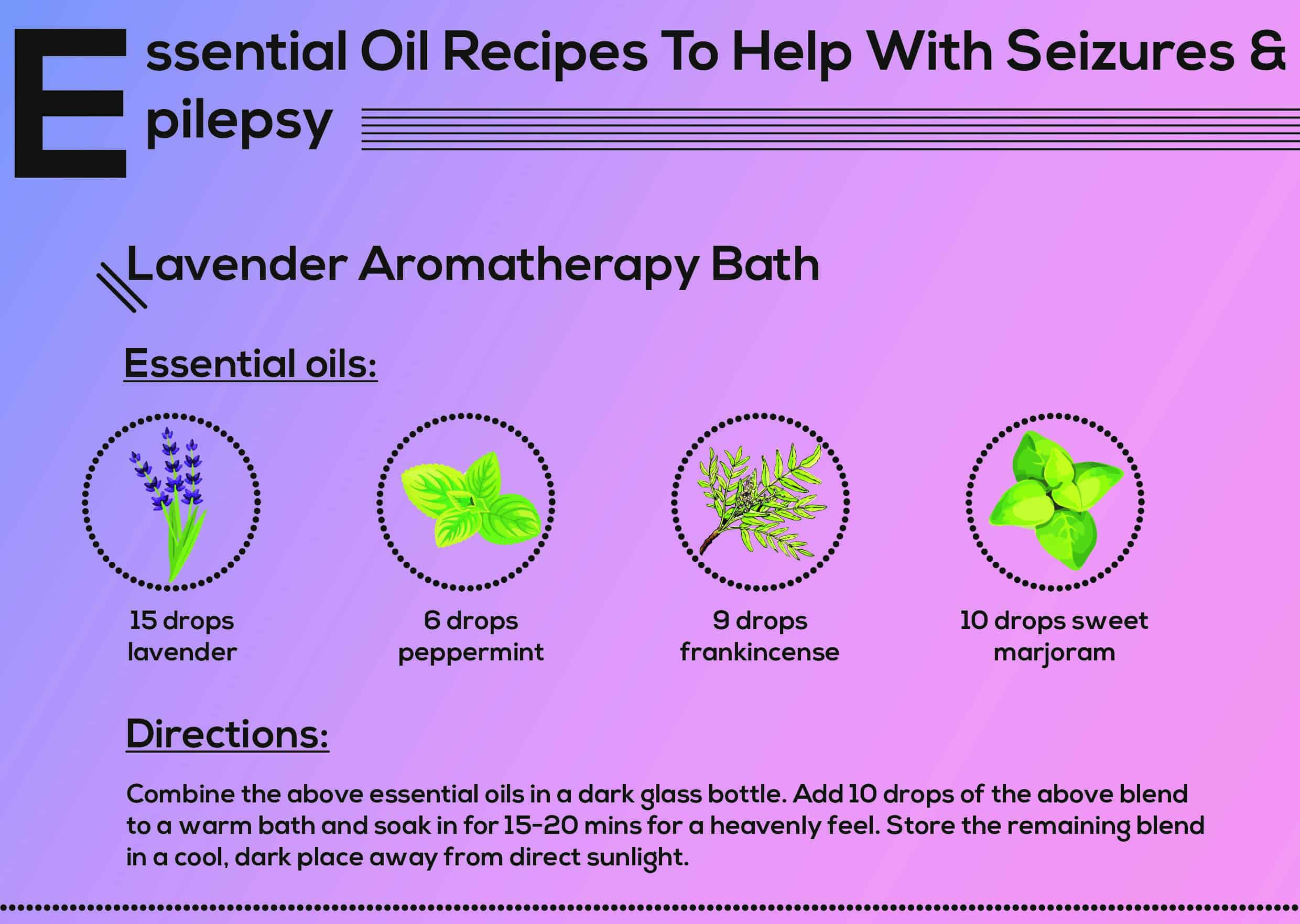Can Essential Oils Help With Seizures And Epilepsy Essential Oil Benefits