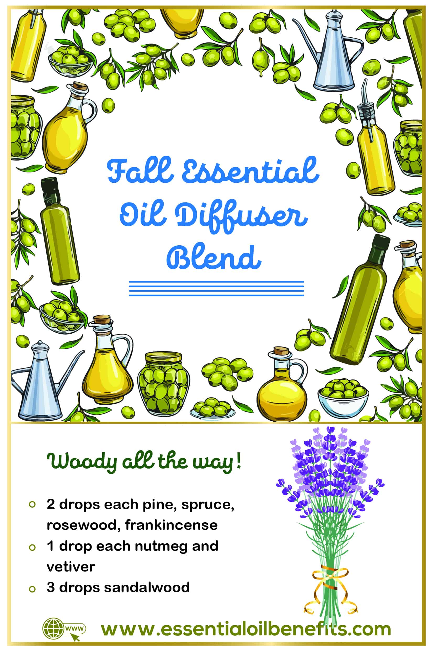 Best Essential Oils For Fall And 30 Tried And Tested Autumn-Special Recipes! Essential Oil Benefits
