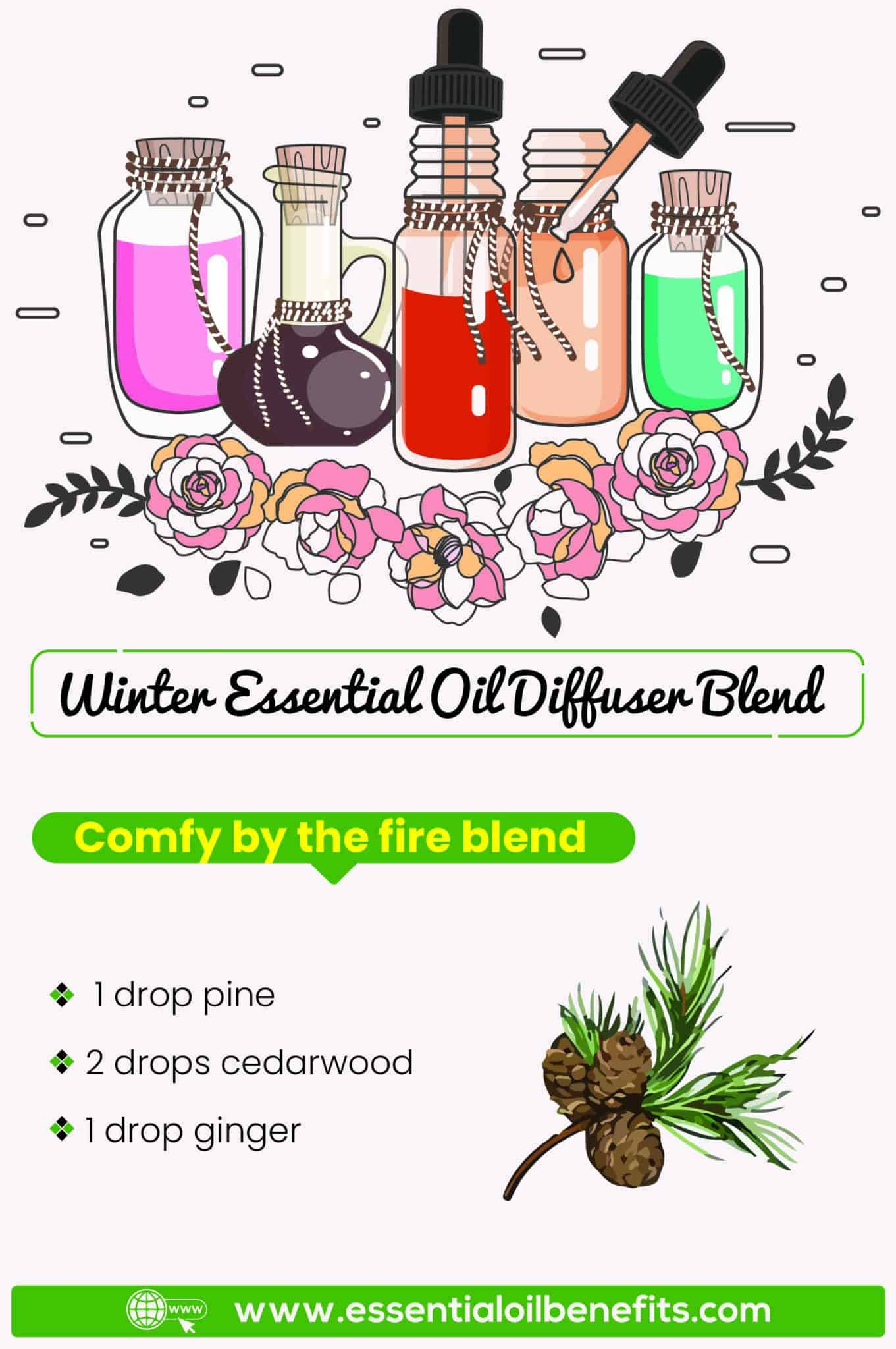 Must Have Essential Oils For Winter Essential Oil Benefits