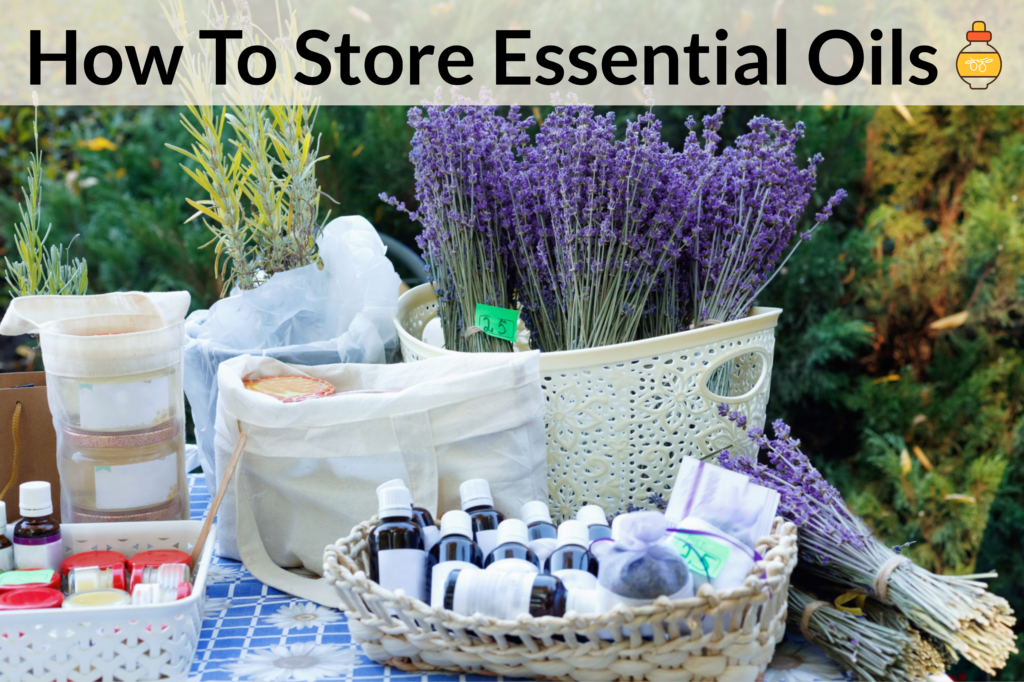 Want Your Essential Oils To Last Long? Here's What You Need To Know About Essential Oil Storage! Essential Oil Benefits
