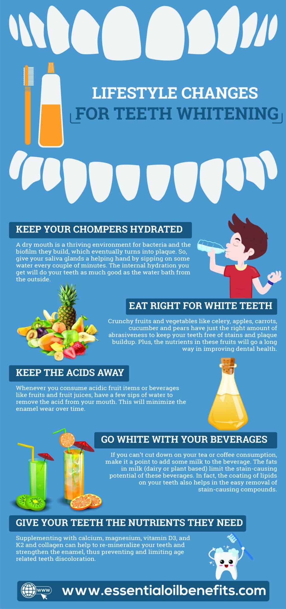 How To Whiten Teeth With Essential Oils Essential Oil Benefits