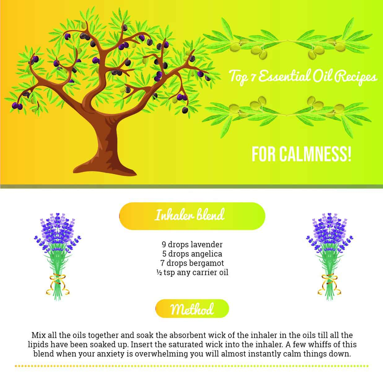 Get A Grip On Life's Negativities By Using Essential Oils For Calmness! Essential Oil Benefits