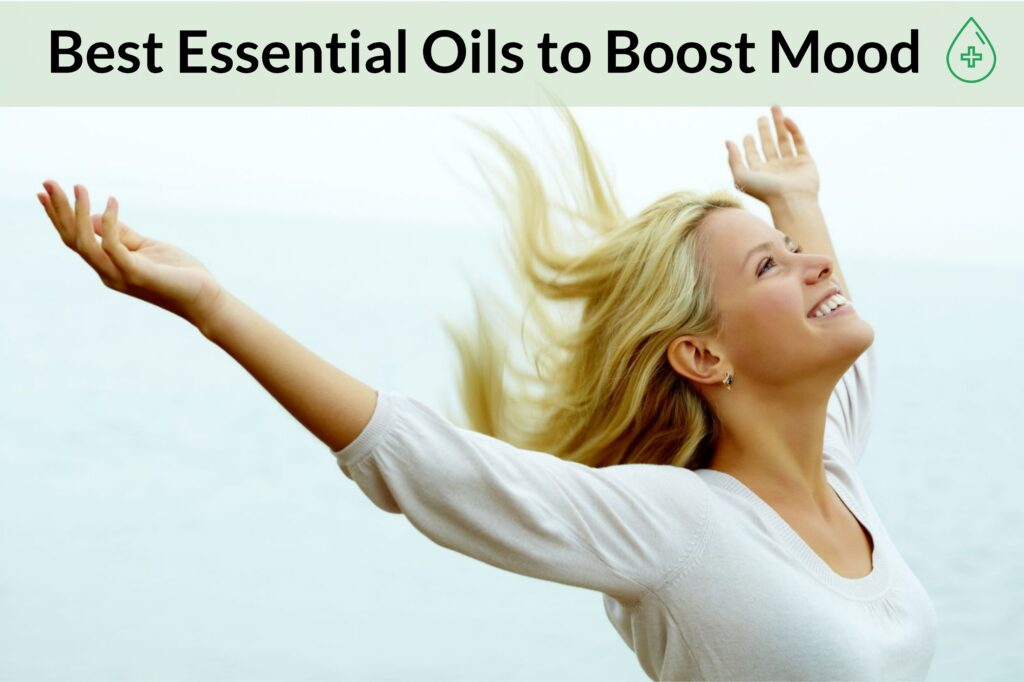 Feeling Down? Whip Up A DIY Essential Oil Blend To Boost Your Mood & Uplift Your Spirits Essential Oil Benefits
