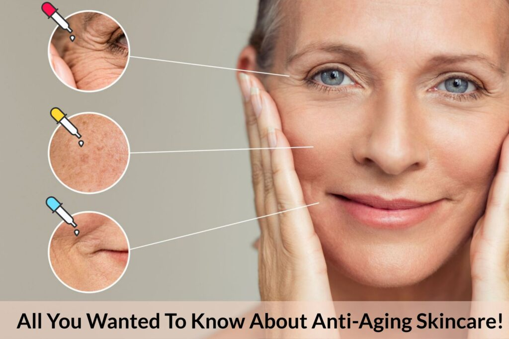 All You Wanted To Know About Anti-Aging Skincare! Essential Oil Benefits